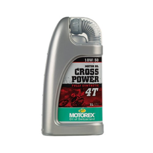 Ulei Motorex Cross Power 4T 10W-50 1L