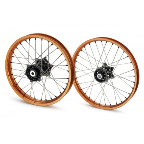 Set roti KTM Factory Racing Orange 18