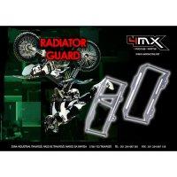 Protectii Radiator KTM 4 MX Racing Aluminiu