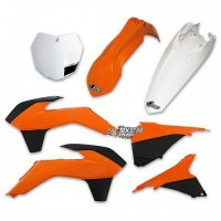 Kit plastice KTM EXC 2014 Orange
