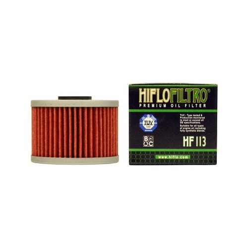Filtru Ulei Hiflo HF113
