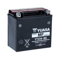 BATERIE Yuassa YTX14-BS