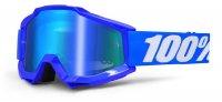 OCHELARI 100% ACCURI REFLEX BLUE - MIRROR BLUE LENS