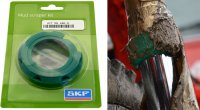 KIT MUD SCRAPPER KTM SKF 48MM
