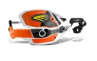 HANDGUARD CYCRA ULTRA   PRO-BEND 28.6MM  COLOR WHITE/ORANGE