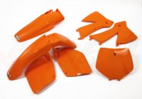 UFO SET PLASTIC KTM SX-SXF '01 -'02 ORANGE COLOUR