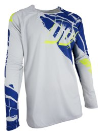 TRICOU SHOT MX/AEROLITE MAGMA GREY/NEON YELLOW