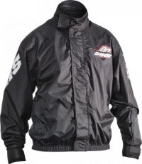 GEACA ENDURO SHOT WINDBREAKER HURRICANE BLACK