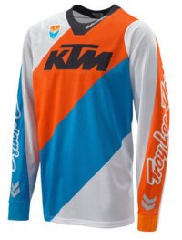 TRICOU KTM SE SLASH WHITE