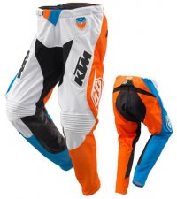 PANTALONI KTM SE SLASH WHITE