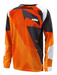 TRICOU KTM GRAVITY-FX ORANGE