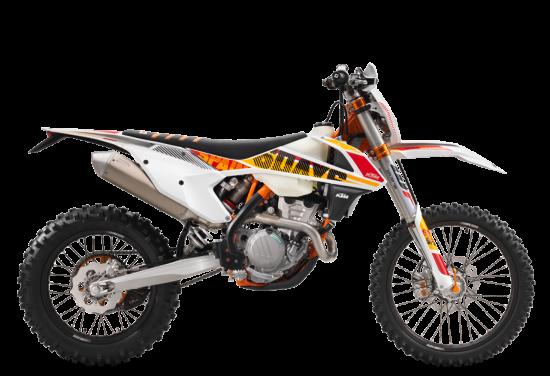 Motocicleta 250 Exc Six-Days 2017