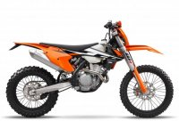 Motocicleta 350 Exc-F 2017