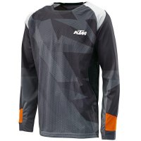 TRICOU KTM GRAVITY-FX BLACK