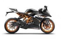 KTM RC 125 2016