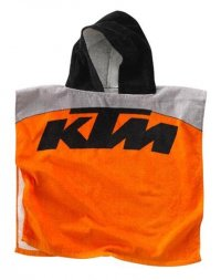 PONCHO KTM RECOVERY TOWEL