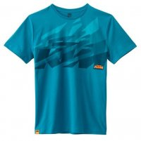 TRICOU KTM KIDS SLICED TEE