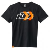 KTM ARROW BLACK TEE