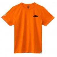 Tricou Ktm Racing Tee Orange