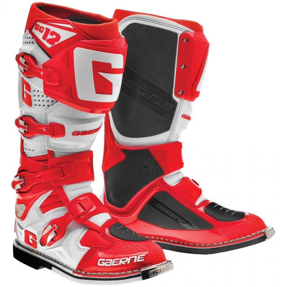 GAERNE 2016 SG12 OFFROAD BOOTS  RED 48006207wps2