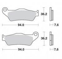 Placute  Frana Moto-Master Fata KTM 125-200-250-300-350-360-380-440-500, ALL SX E