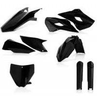 Kit plastice complet Husqvarna 15-16 Black