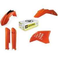 Kit Plastice Acerbis Ktm Exc  08-11