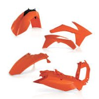 KIT PLASTICE KTM 14-16 ACERBIS ORANGE