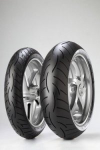 METZELER    140/70ZR18 ROADTEC Z8 INTERACT (M) (67W) TL M/C TYŁ DOT 03/2015 (2415800)