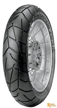 PIRELLI    180/55ZR17 SCORPION TRAIL 73W M/C TL TYŁ DOT 43/2013 (1920300)