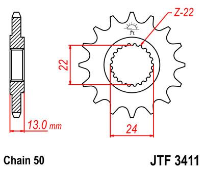 jtf3411