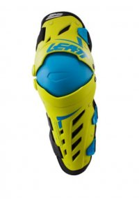GENUNCHIERE LEATT DUAL AXIS ADULT LIME / YELLOW FLUO BLUE / BLUE S/M