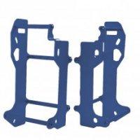 Cross Pro Protectii Radiatoare Husqvarna TE250 / '17 -'18 300, KTM EXC 250/300 '17 -'18 BLUE