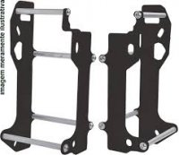 Cross Pro Protectii Radiator KTM SX / SXF / EXC / EXCF '15, Husqvarna TC / TE / FC '14 -'16 Culoare Black