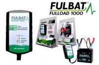 INCARCATOR DE BATERII FULLLOAD 1000 6-12V 1A FULBAT