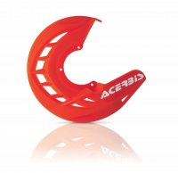 PROTECTIE DISC FRANA FATA KTM ACERBIS X-BRAKE ORANGE