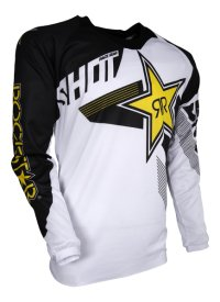 TRICOU SHOT MX/CONTACT REPLICA ROCKSTAR 2018
