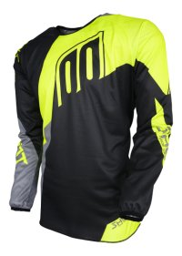 TRICOU SHOT MX/DEVO ALERT NEON YELLOW 2018