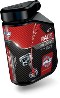 ULEI NILS 4T RACE SAE 5W40 FULL SYNTHETIC 1L