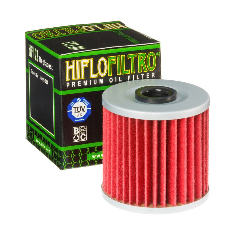 HF123 Oil Filter 20150226scr