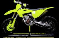 KIT COMPLECT PLASTICE HUSQVARNA 2017/2018 YELLOW FLUO Acerbis