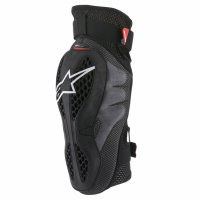 GENUNCHIERA  MX ALPINESTARS  SEQUENCE OFFROAD NEGRU/ROSU