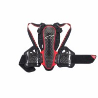 PROTECTIE COLOANA ALPINESTARS ROAD NUCLEON KR-3 SMOKE/BLACK/RED