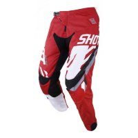 SHOT 2019 PANTALONI SCORE RED WHITE