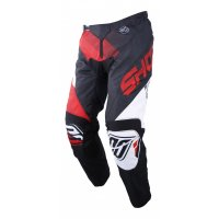 SHOT 2019 PANTALONI ULTIMATE BLACK RED