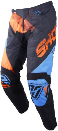 Pantaloni Copii Shot 2019 Ultimate Blue/Neon/Orange
