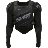 SHOT 2019 PROTECTION GILET ULTRALIGHT KID BLACK/GREY
