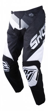 SHOT 2019 PANTALONI ULTIMATE BLACK WHITE