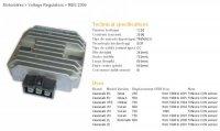 Releu Incarcare DZE ELECTRICITY  KAWASAKI VN750 / 800 GPZ750 UNITRAK, ZL600, GPZ500S (ESR260)