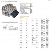 Releu Incarcare HONDA XL650V 01-07, TRX350 / 400/450/700